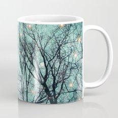 Nature Blazes Before Your Eyes (Mint Embers) Mug
