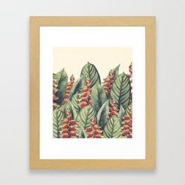 Tropical Vibe 2 Framed Art Print