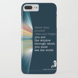 The Window iPhone Case