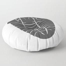trilobite Floor Pillow