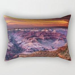 Grand Canyon, Arizona Rectangular Pillow