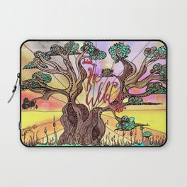 Drink the Wild Air by Rosemary Knowles, aka MaxillaMellifer Laptop Sleeve