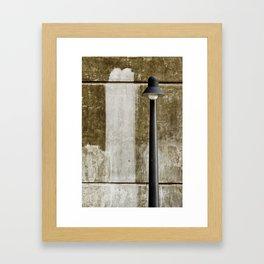 i love lamp Framed Art Print