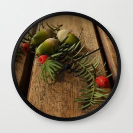 That's Autumn! Wall Clock