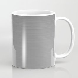 Smooth Sheet Metal Dull Ombre Texture Graphic Design Coffee Mug