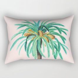 Coconut Island #society6 #decor #buyart Rectangular Pillow