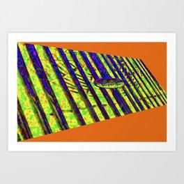 Brough  Art Print