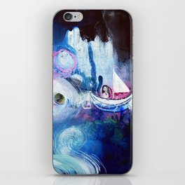 Embrace The Journey iPhone Skin
