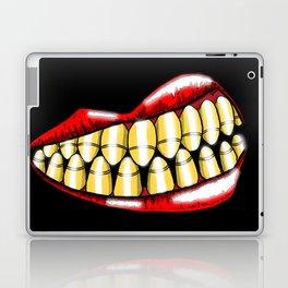 Bullet Teeth Laptop & iPad Skin