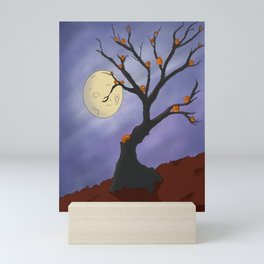 The Halloween Tree Mini Art Print