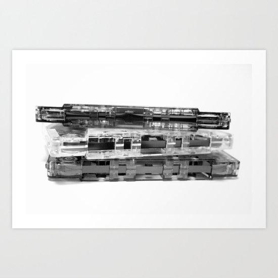 The Art of Retro (I) Art Print