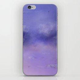 before the rain iPhone Skin