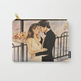 Classy couple in love Carry-All Pouch