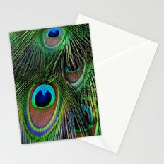 Iridescent Eyes Stationery Cards