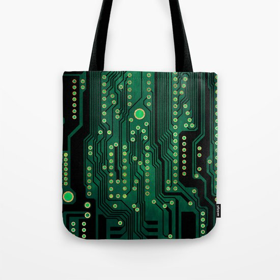 PCB / Version 2 Tote Bag