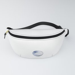 Planetary Science Pluto Planet Never Forget Pun Fanny Pack