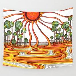 Liquid Star Wall Tapestry