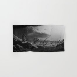 March of the Necromancer Hand & Bath Towel
