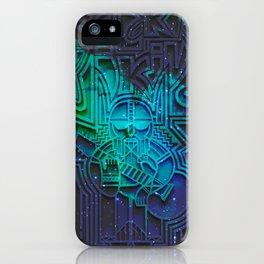 Rockin' Viking iPhone Case