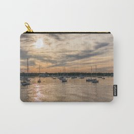 Hyannis sunset Carry-All Pouch