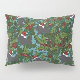 Christmas Dog Pattern Pillow Sham