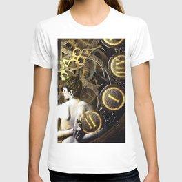 Theory of Time: revêtement T-shirt