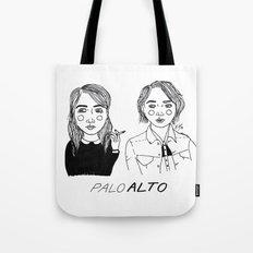 Palo Alto Tote Bag