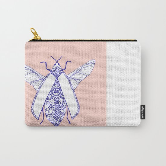 porcelaine bug Carry-All Pouch