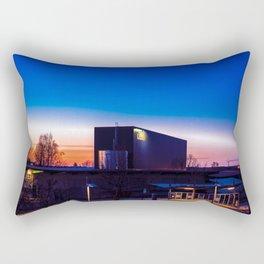 Concept Baden-Wurttemberg : Lako Coconut weaving Laupheim Rectangular Pillow