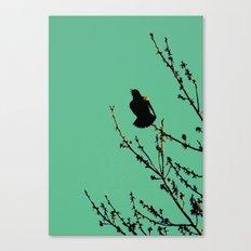 Sing Canvas Print