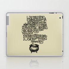 Something smells good! Laptop & iPad Skin