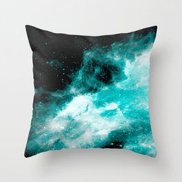 Wonderful Space Throw Pillow