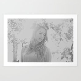 (Beauty Untitled) Art Print