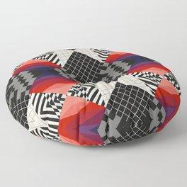 Glitch #1 Floor Pillow