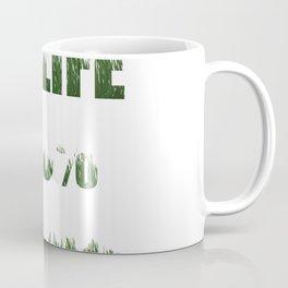 Organic Organic Life 100% Gift Coffee Mug