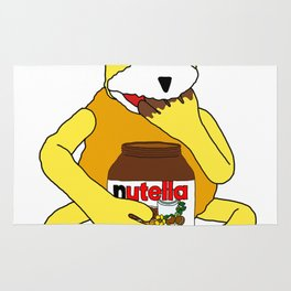 Flat E Nutella Therapy Rug