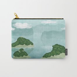 Vietnam Halong Bay Carry-All Pouch