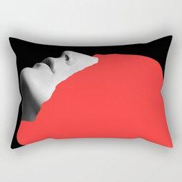 Attempting Escape Rectangular Pillow