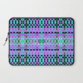 Calypso Tartan / Uva Laptop Sleeve