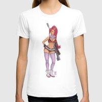 gurren lagann T-shirts featuring Yoko Gurren Lagann by Kaysiell