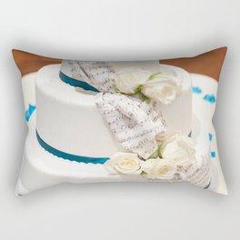 Birthday Cake Rectangular Pillow