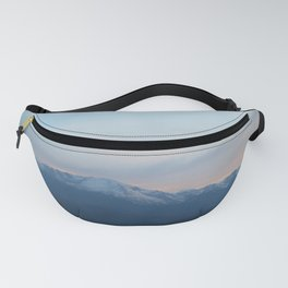Pikes Peak in the Evening Fanny Pack
