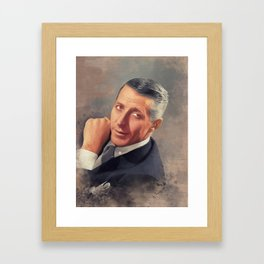 Stan Kenton, Music Legend Framed Art Print