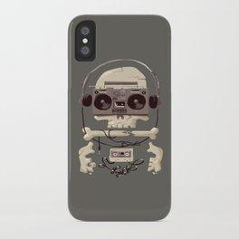 Doombox iPhone Case