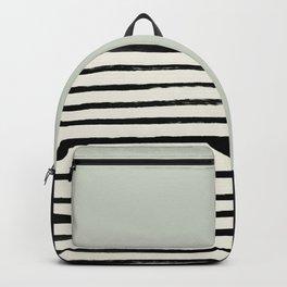 Coastal Breeze x Stripes Backpack