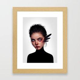 Apophis Framed Art Print
