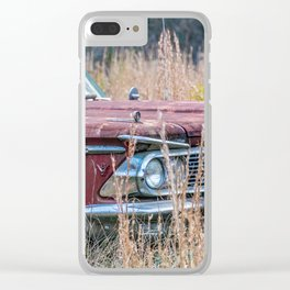 An American Classic Clear iPhone Case