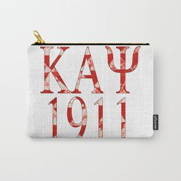 Kappa Alpha Psi 1911 Triangle Design Carry-All Pouch