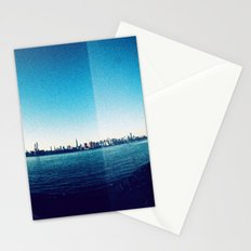 Manhattan Skyline Stationery Cards