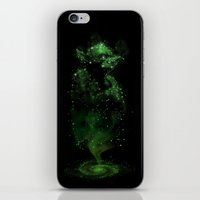 jedi iPhone & iPod Skins featuring Jedi Constellation by OktopusSapiens